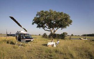 Helicopter-safari