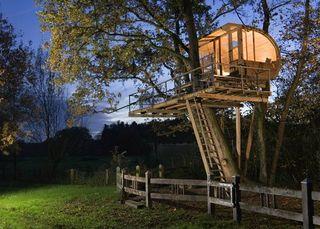 Baumraum-Treehouse